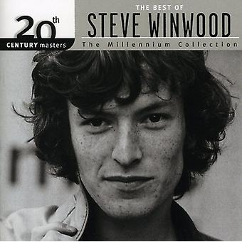 Steve Winwood - Millennium Collection-20th Century Masters [CD] USA import