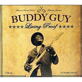 Buddy Guy - Living Proof [CD] USA import