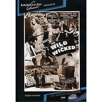 Wild & Wicked (1956) [DVD] USA importieren