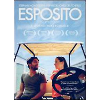 Esposito [DVD] USA import