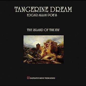 Tangerine Dream - Edgar Allan Poes the Island of the Fay [Vinyl] USA import