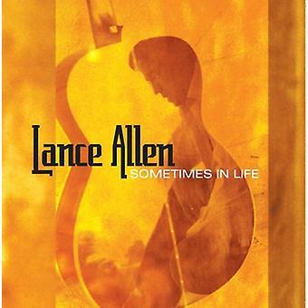 ランス ・ アレン - 人生 [CD] USA 輸入時に