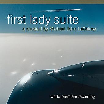 Various Artists - First Lady Suite: A Musical by Michael John La Chiusa [CD] USA import