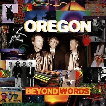 Oregon - Beyond Words [CD] USA import