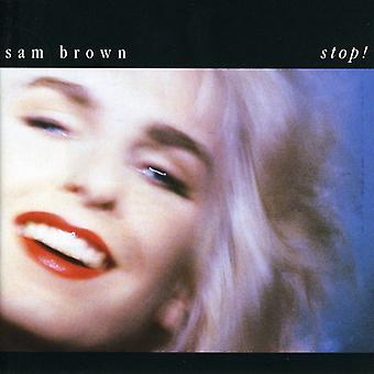 Sam Brown - Stop [CD] USA import