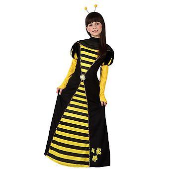 Kinder Kostüme Mädchen Queen Bee Kostüm
