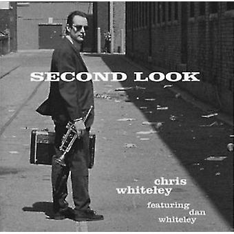 Chris Whiteley - importation USA Second Look [CD]