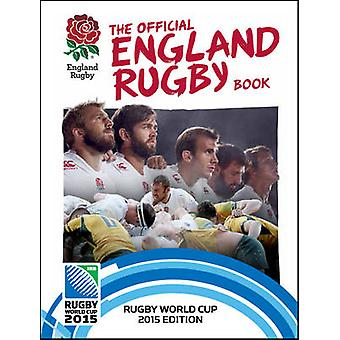 Official England Rugby Book by Julian Bennetts & Other Rugby Football Union