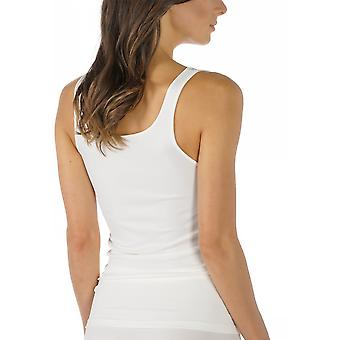 Mey 55204-5 Women's Emotion Champagne Solid Colour Tank Vest Top