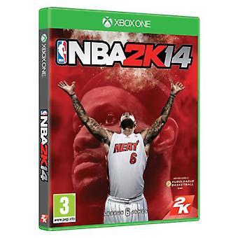 NBA 2K14 (Xbox One) - Nouveau