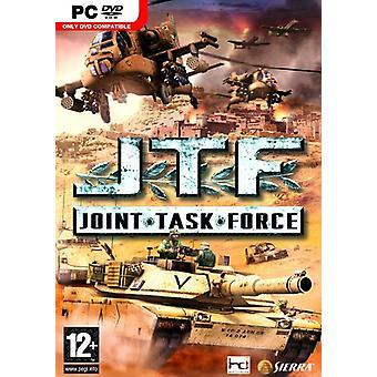 Fælles Task Force (PC DVD)-ny