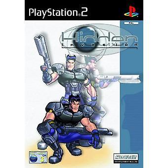 Dold invasion (PS2) - Ny fabrik förseglad
