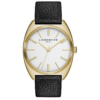 LIEBESKIND BERLIN Unisex Watch wristwatch leather LT-0016-LQ