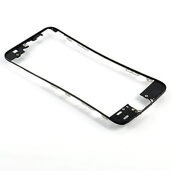 For iPhone 5S - iPhone SE - LCD Bracket with Adhesive - Black