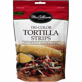 Mrs. Cubbison's Tri-Color Tortilla Strips