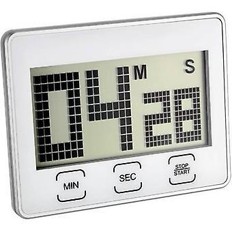 TFA Dostmann 38,2027 timer prata digital