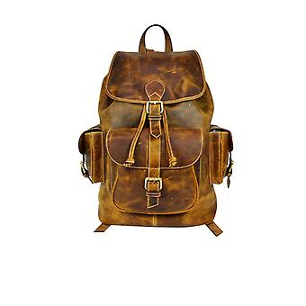 Premium Leather Backie  Backpack Bag