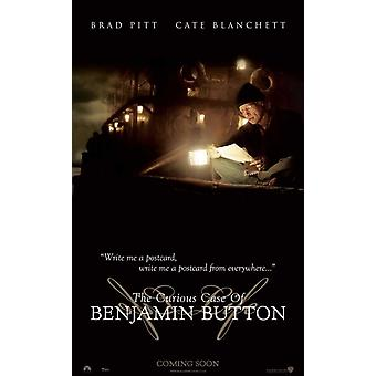 The Curious Case of Benjamin Button Movie Poster (11 x 17)