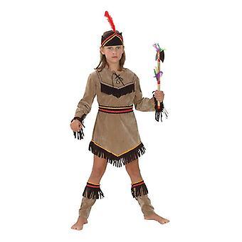 Bnov indisk flicka kostym