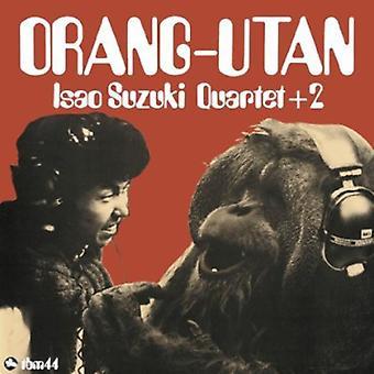 Isao Suzuki kvartetti - oranki [CD] USA tuonti