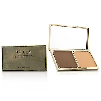 Stila forma & amp; Umbra Custom Contour Duo-# mediu-18g/0.63 oz