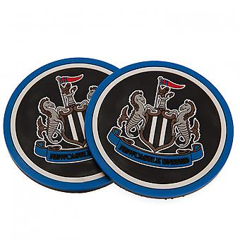 Newcastle United FC Coaster Set (kpl pakkaus 2)