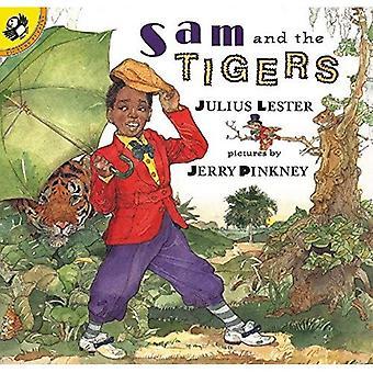 Sam und die Tiger: eine neue erzählen von kleinen schwarzen Sambo (Picture Puffin Books)