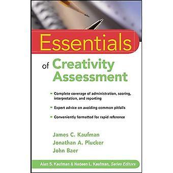 Essentie van creativiteit beoordeling (Essentials van psychologisch onderzoek)
