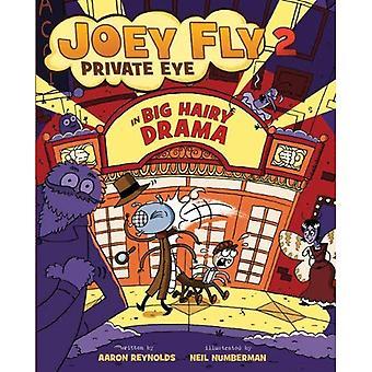 Joey Fly Private Eye 2: Grote harige Drama