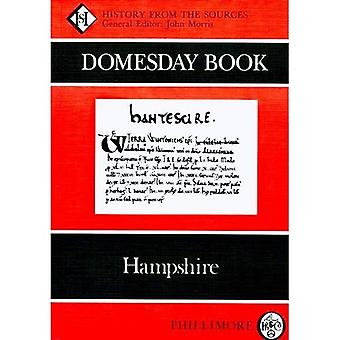 The Domesday Book: Hampshire (Domesday Books (Phillimore))