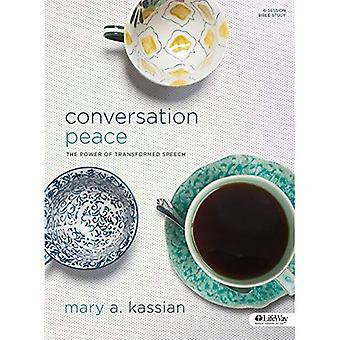 Conversation Peace Revised (Member Book)