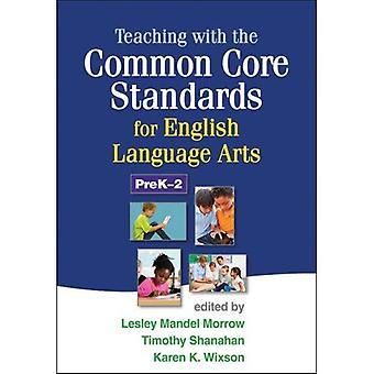 Undervisning med de gemensamma grundläggande standarderna för engelska språket Arts, PreK-2