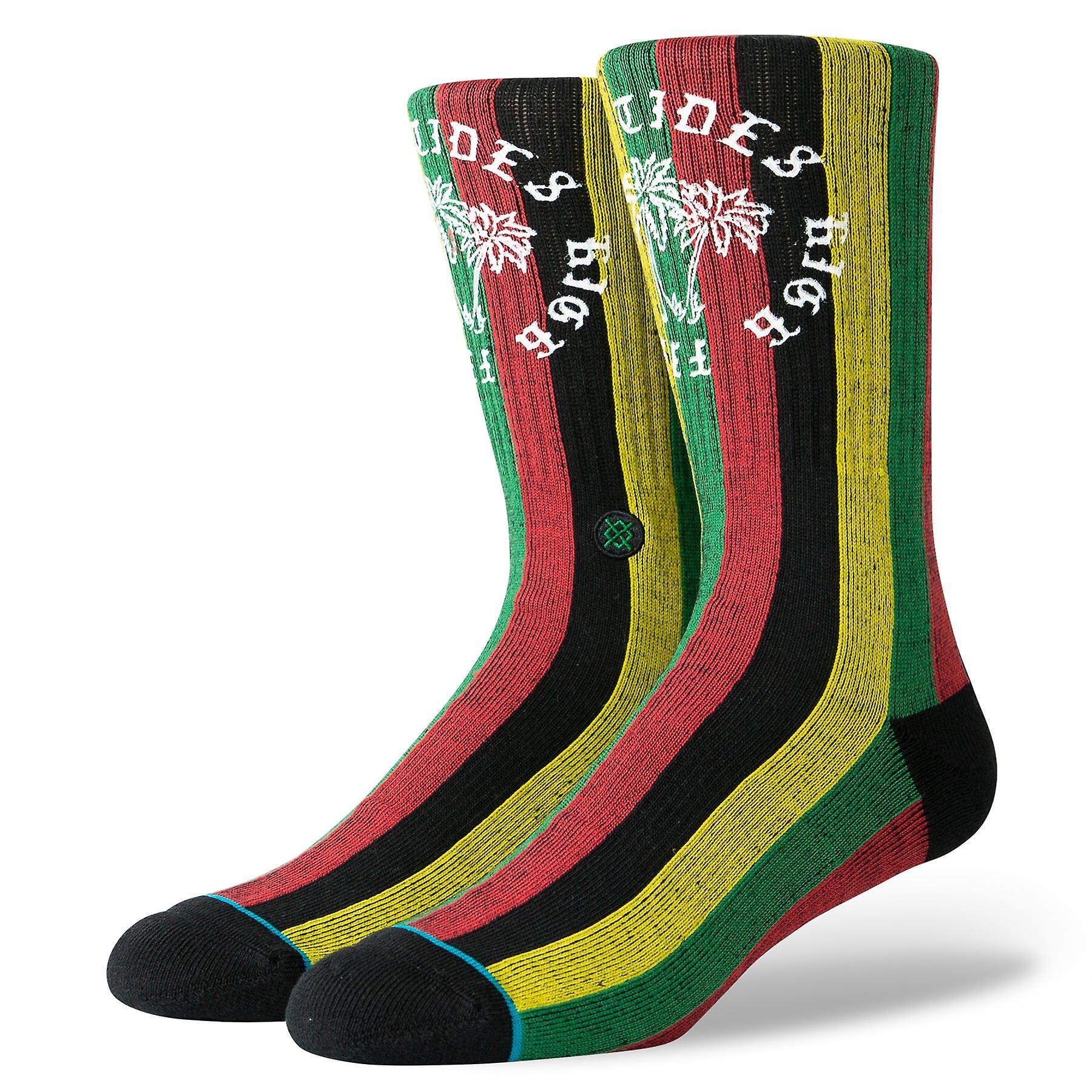 Stance Foundation Mens Socks ~ High Fives (size L)