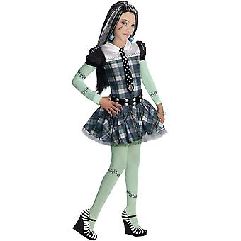 Frankie Stein Monster High Child Costume