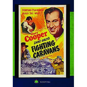 Fighting Caravans [DVD] USA import