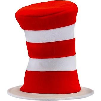 Cat In Hat Hat Dlx For Adults