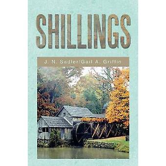 Shilling av Griffin & J. N. SadlerGail en.