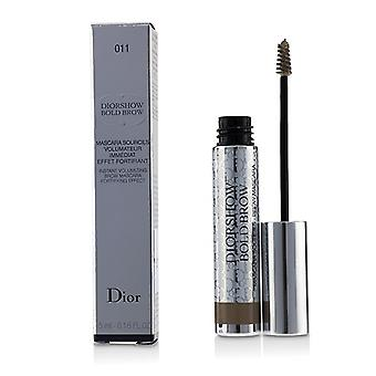 Christian Dior Diorshow Bold Brow Instant Volumizing Brow Mascara  - # 011 Light - 5ml/0.16oz
