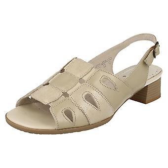 Ladies Sandpiper Slingback Sandals Flossie