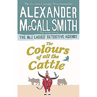 De kleuren van alle runderen (nr. 1 Ladies ' Detective Agency)