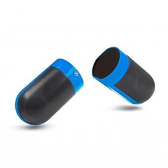 thumbsUp Duet Twin Magnetic Speakers (Blue)