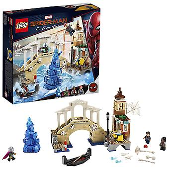 LEGO Marvel Spider-Man Hydro-Man Attack budynek zestaw 76129