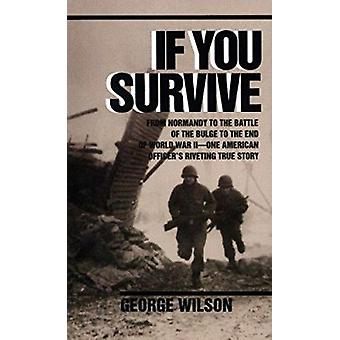 If You Survive by Wilson - 9780804100038 Book