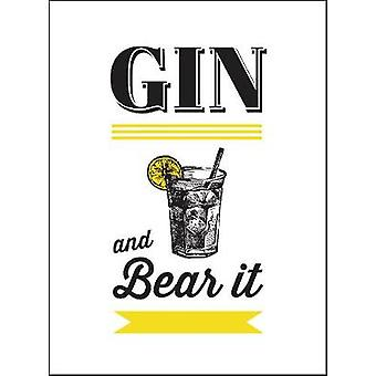 Gin and Bear It - 9781786852007 Book