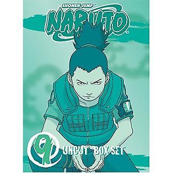Naruto - Naruto: Box Set 9 [DVD] USA import