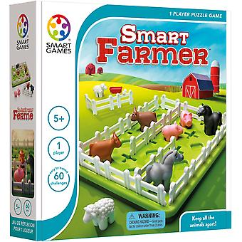 SmartGames Smart agriculteur un jeu de Puzzle Player