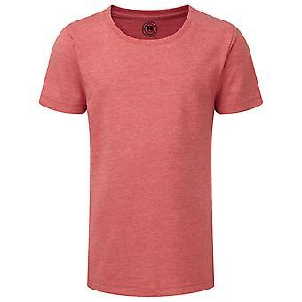 Russell Older Girls Short Sleeve HD T-Shirt