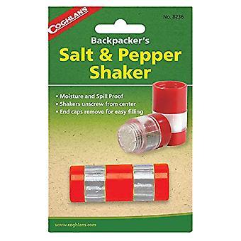 Coghlans rood zout en peper Shaker