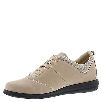 David Tate Womens Dynamic Leather Low Top Slip On Fashion Sneakers