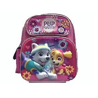 Backpack - Paw Patrol - Girls Pink Pop-up 3D Embossed 16